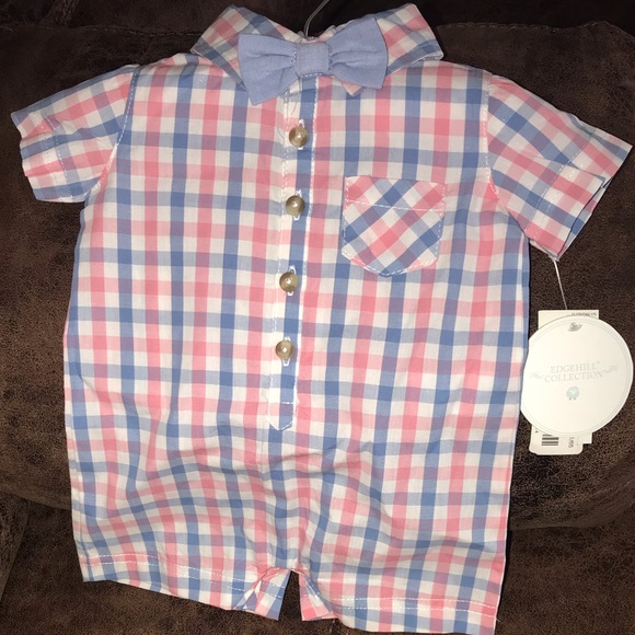 1ccae01d52941 Edgehill Collection One Pieces | Baby Suit | Poshmark